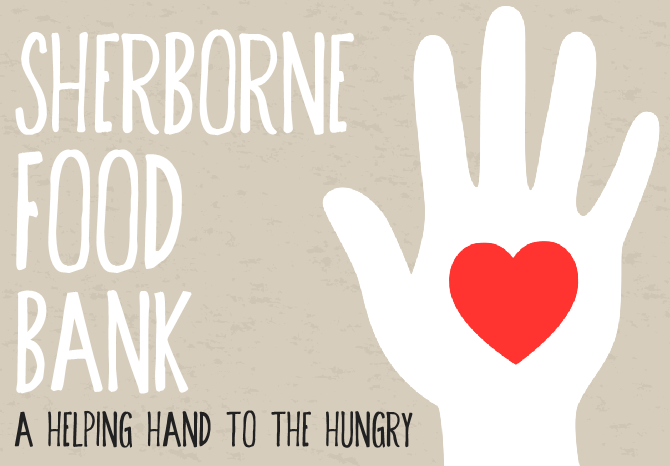Sherborne Food Bank | A Helping Hand to the Hungry